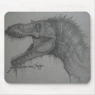 Gorgosaurus Mouse Pad