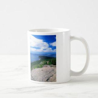 Gorham Mountain Acadia National Park Coffee Mug