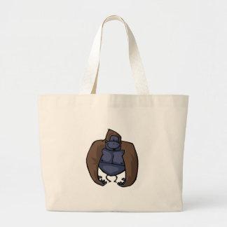 Gorila Bolsa Tela Grande