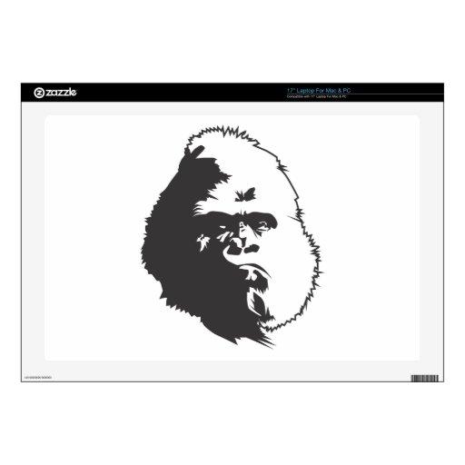 Gorila Calcomanías Para Portátiles