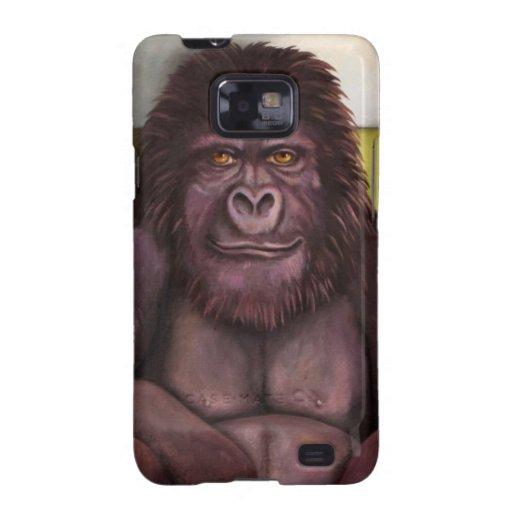 Gorila de 800 libras en el cuarto samsung galaxy s2 carcasas