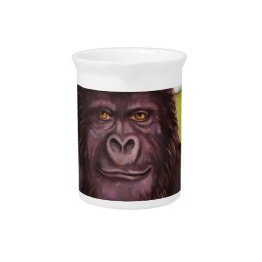 Gorila de 800 libras en el cuarto jarrón