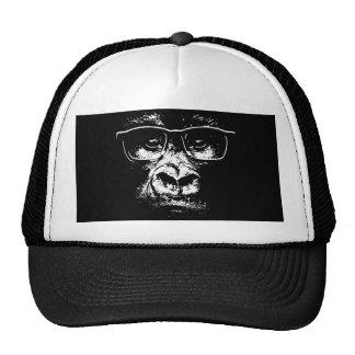 Gorila de los vidrios gorras de camionero