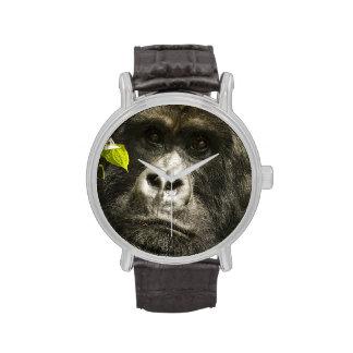 Gorila de montaña beringei del beringei del goril