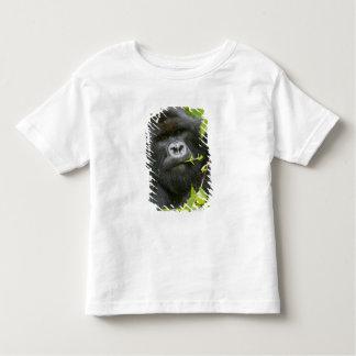 Gorila de montaña del Silverback Remeras
