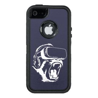 Gorila de VR Funda Otterbox Para iPhone 5/5s/SE
