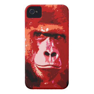 Gorila del arte pop funda para iPhone 4 de Case-Mate
