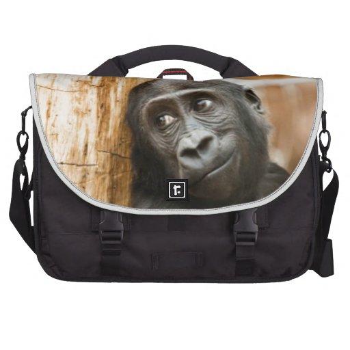 Gorila del bebé bolsas de portatil