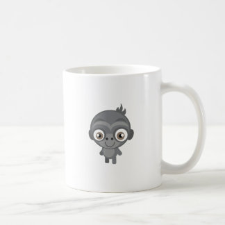 Gorila del bebé - mi parque de la protección taza