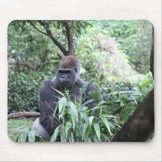 gorila del silverback tapete de ratones