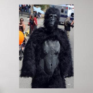 Gorila en Leadville Impresiones