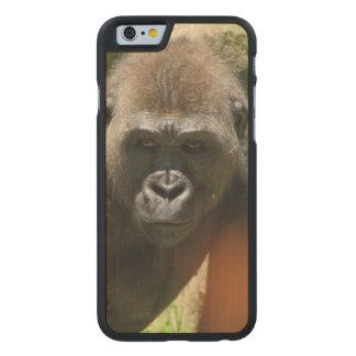 Gorila Funda De iPhone 6 Carved® De Arce