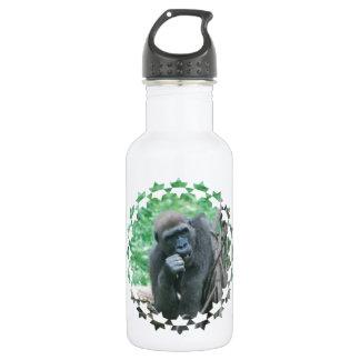 Gorila hambriento