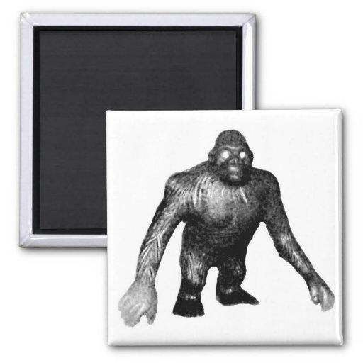 Gorila Imán Cuadrado