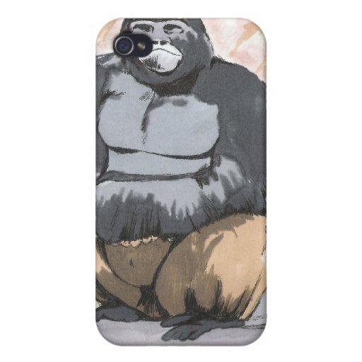 Gorila iPhone 4/4S Fundas