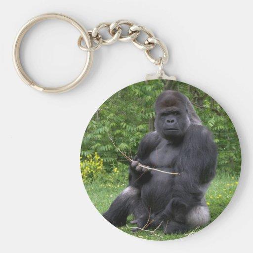Gorila Llaveros Personalizados