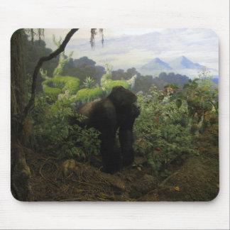 Gorila Mousepad Tapetes De Raton