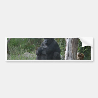 Gorila Pegatina Para Auto