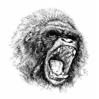 Gorila Pin Fotoescultura