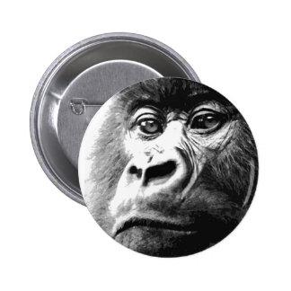 Gorila Pin Redondo De 2 Pulgadas