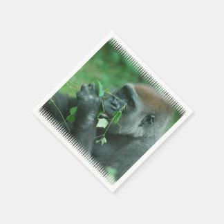 Gorila Servilleta De Papel