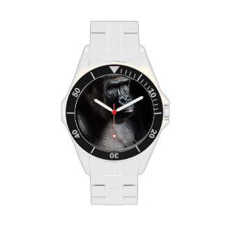 Gorila solo reloj de mano