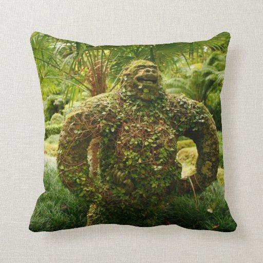 Gorila vegetal cojines