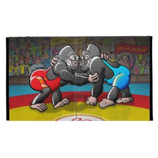 Gorilas de lucha