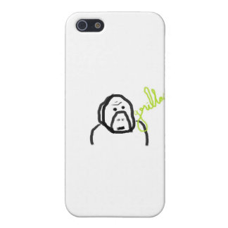 Gorilas iPhone 5 Fundas