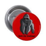 Gorilas Pin