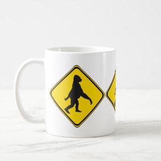 ¡Gorilas Xing! Tazas De Café