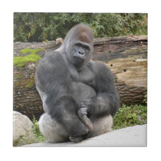 gorilla10x10 ceramic tile
