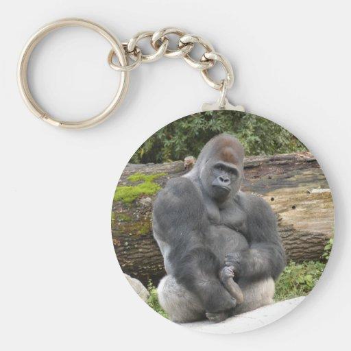 gorilla10x10 llavero