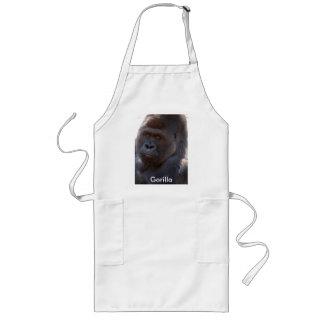 Gorilla_004, gorila delantal largo