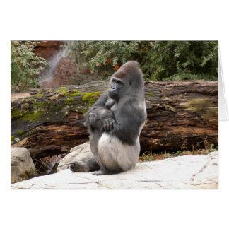 Gorilla_023 Card