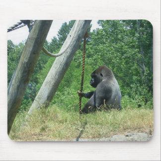 Gorilla (1) mouse pad