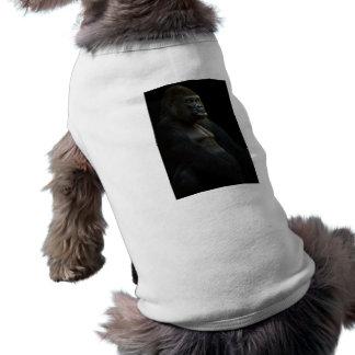 gorilla-625286 THOUGHTFUL GORILLA WILD ANIMAL DIGI Shirt