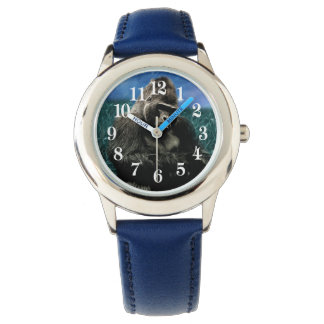 Gorilla and the meadow wristwatches