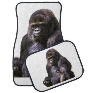 Gorilla Ape Monkey Car Floor Mat