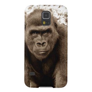Gorilla Ape Primate Wildlife Animal Photo Samsung Galaxy Nexus Covers