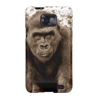 Gorilla Ape Primate Wildlife Animal Photo Samsung Galaxy SII Case