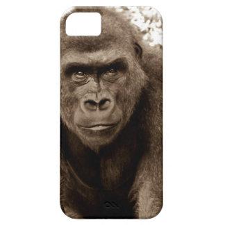 Gorilla Ape Primate Wildlife Animal Photo iPhone 5 Cover