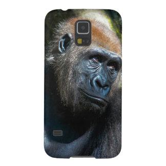 Gorilla Ape Primate Wildlife Animal Photo Galaxy Nexus Covers