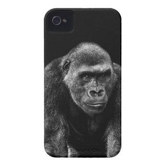 Gorilla Ape Primate Wildlife Animal Photo Case-Mate iPhone 4 Case