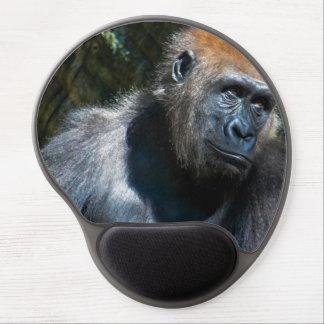 Gorilla Ape Primate Wildlife Animal Photo Gel Mouse Pads