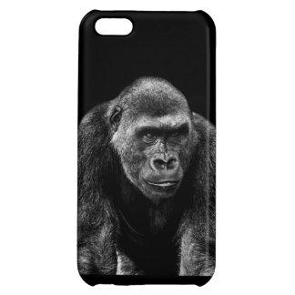 Gorilla Ape Primate Wildlife Animal Photo iPhone 5C Cases