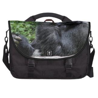 Gorilla Ape Primate Wildlife Animal Photo Commuter Bags