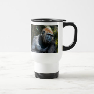 Gorilla Ape Primate Wildlife Animal Photo Mugs