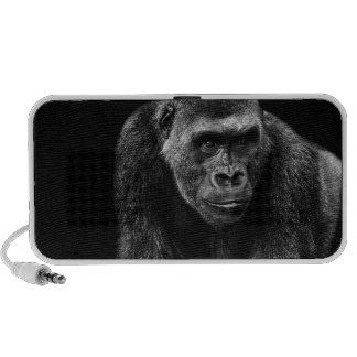Gorilla Ape Primate Wildlife Animal Photo iPhone Speakers