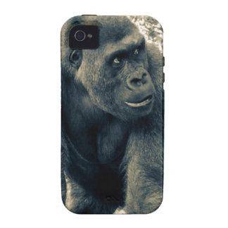 Gorilla Ape Primate Wildlife Photo iPhone 4/4S Case